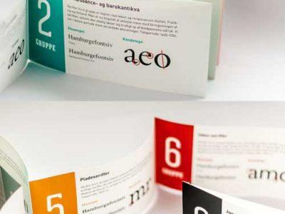 Kiểu dáng phù hợp cho thiết kế brochure