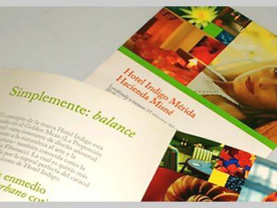 Thiết kế brochure khách sạn